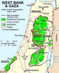 Gaza and West Bank